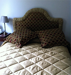 Decorative Bed Cushions